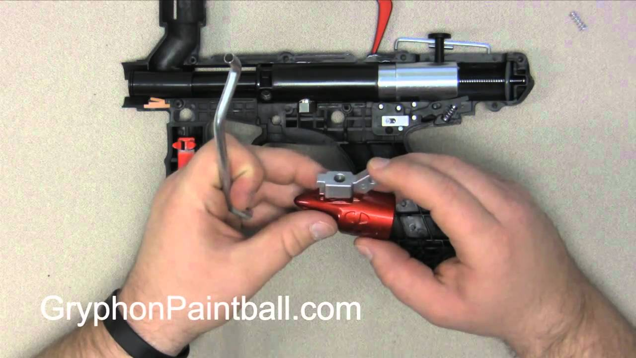 Gryphon Disassembly Reassembly Maintenance Youtube Tippmann Model 98 Schematic