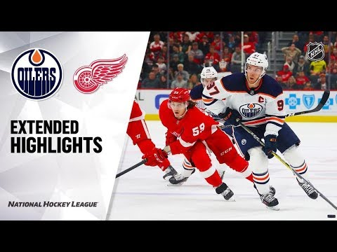 edmonton-oilers-vs-detroit-red-wings-|-oct.29,-2019-|-game-highlights-|-nhl-2019/20-|-Обзор-матча