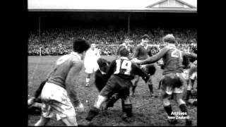 Rugby Football in New Zealand: British Isles Tour (1950)