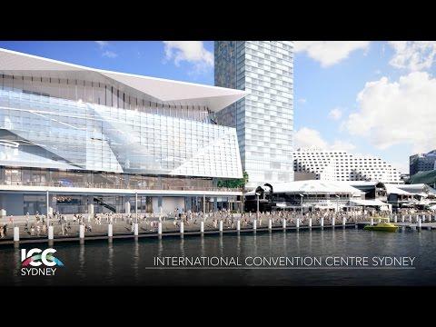 ICC Sydney Corporate Video - October 2015