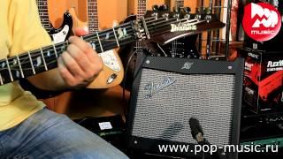комбик гитарный FENDER MUSTANG I
