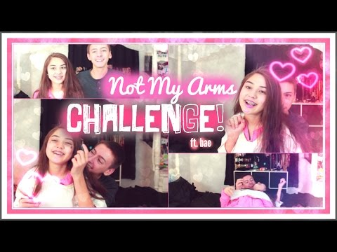 NOT MY ARMS CHALLENGE FT. DA BAE! 💘✨👍 | xlivelaughbeautyx from YouTube · Duration:  11 minutes 11 seconds