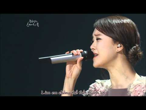 [Vietsub] Don't forget - Baek Ji Young