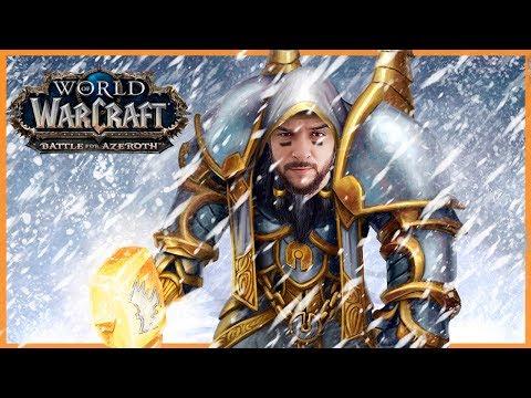 World of Warcraft Healer Up Alliance - Minha Penitência não funfa direito!