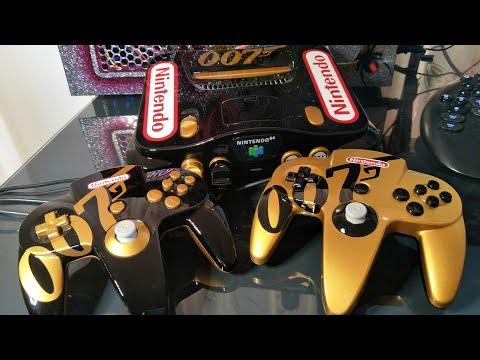 Custom Painting N64 Controllers