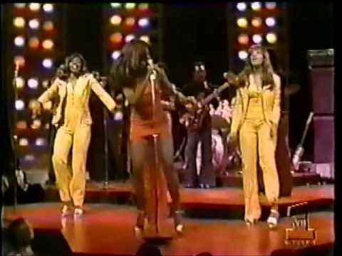 """Tina Turner - """"I Can't Turn You Loose"""" on """"The Midnight Special"""" (1973)"""