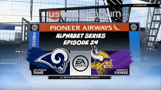MADDEN 20 | ROUGH GAME! | ONLINE RANKED MATCH | RAMS VS VIKINGS