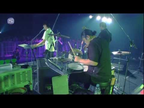 ZAZEN BOYS - ポテトサラダ @ FREEDOMMUNE 0<ZERO> ONE THOUSAND 2013