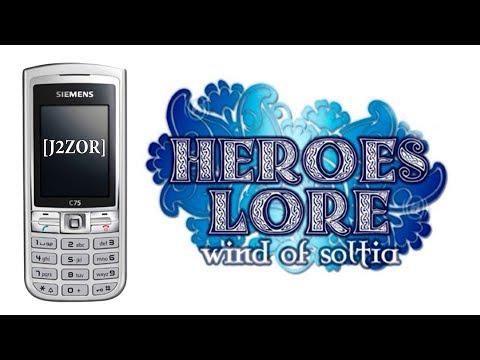 [J2ZOR] Heroes Lore Wind Of Soltia