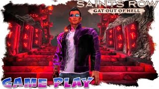 Saints Row IV: Gat Out of Hell - Rampant F∆Ɔking Murder - Side Mission Gameplay.