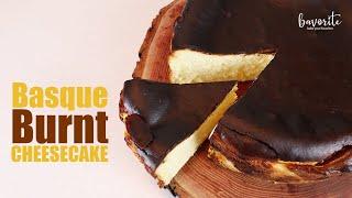 쉽지만 근사한 바스크 번트 치즈케이크 만들기 : Eas…