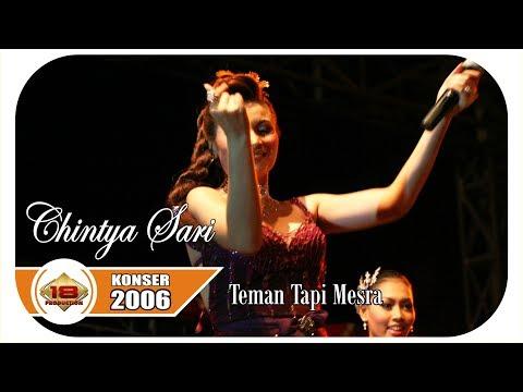 CHINTYA SARI - TEMAN TAPI MESRA | WooowW Ajiibb ... (LIVE KONSER MALANG 28 MEI 2006)