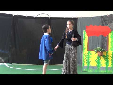 Recita 5° Scuola Longo venerdì 06 06 2014