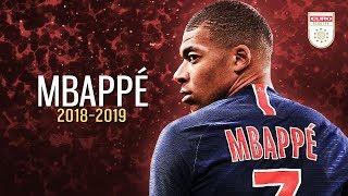 Kylian Mbappe - King Of Paris - PSG's Best Player (2019)