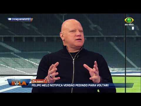 Ronaldo: Mattos Precisa Resolver O Problema De Felipe Melo