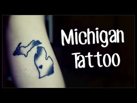 Michigan Tattoo | Toys for Tattoos Vlog!