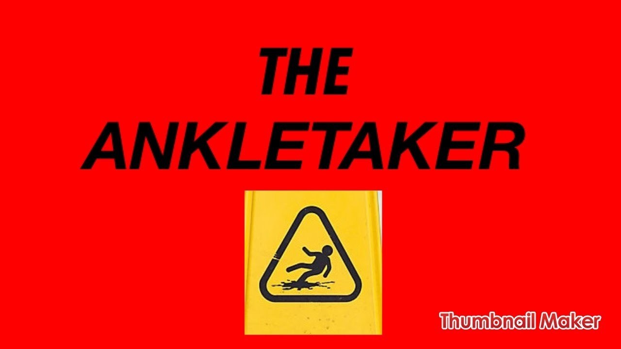 check out 910e6 4c44e The Ankletaker - 0425
