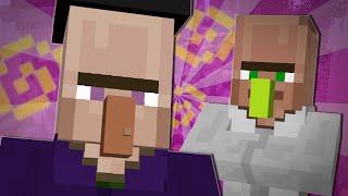TRAYAURUS AND THE WITCH | Minecraft