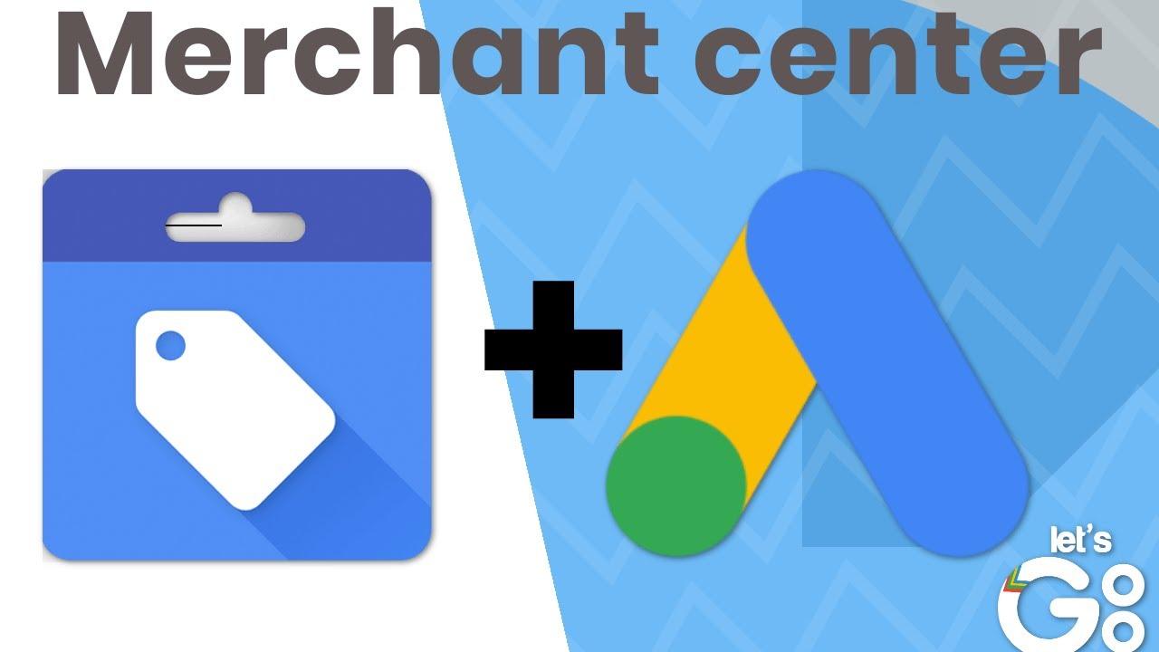 Como vincular conta do Google Merchant center a conta de Google Ads