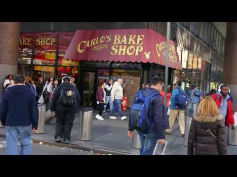 42nd st New York Broadway 4K