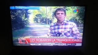 #INSEGURIDAD en el Remanso, RN8