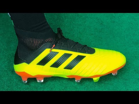 4d33f48db7ba Adidas Predator 18.1 (ENERGY MODE PACK) - Unboxing, Review & On Feet -  YouTube