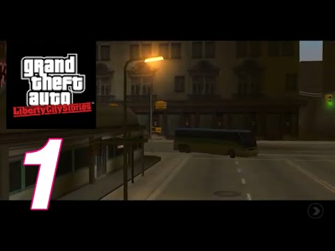 Grand Theft Auto: Liberty City Stories - #03 from YouTube · Duration:  32 minutes 54 seconds