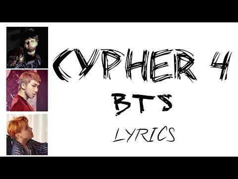 BTS (방탄소년단) - 'Cypher 4' [Han|Rom|Eng colour code lyrics]