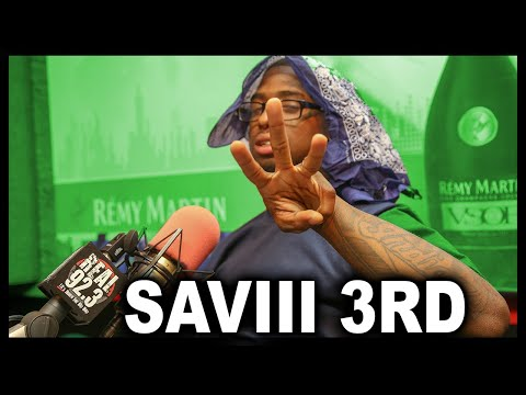 Saviii 3rd on Where He Stands w/ Birdman & Cash Money West + 'All Eyez On 3'  | Home Grown Radio