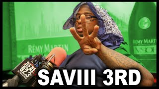 Saviii 3rd on Where He Stands w/ Birdman & Cash Money West +
