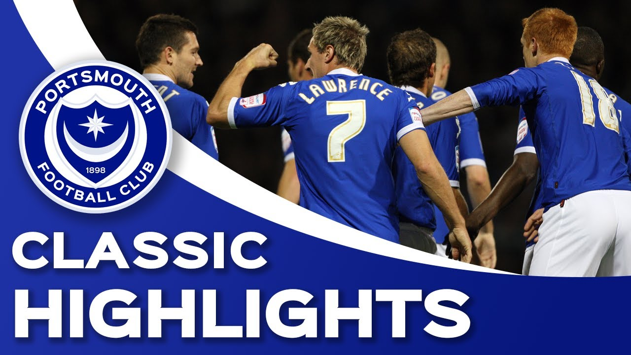 Classic Highlights: Portsmouth 6-1 Leicester City