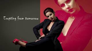 Angelika Pushnova - Fighting For Love | Belarus Eurovision Song Contest 2018 (Official Lyric Video)