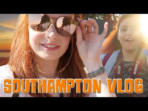 Southampton Shopping Vlog At Primark, Day Trip To Avon Beach In Dorset, Near Bournemouth | NiliPod