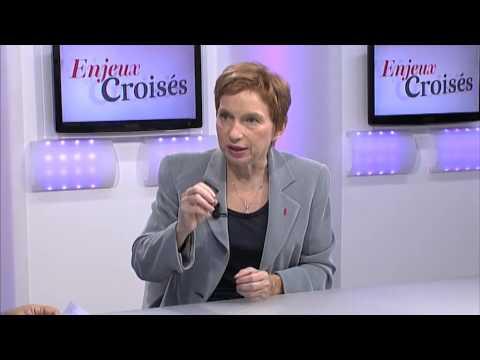 Laurence Parisot/Bruno Le Roux : au centre du jeu,le FN  ? Enjeux croisés, Juillet 2014