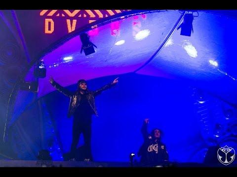 DVBBS - WE WERE YOUNG DAY 1 TOMORROWLAND BRASIL