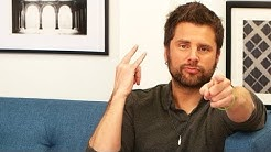 James Roday Talks What's Happening to Psych After Season 8 | POPSUGAR Interview