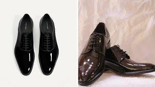ZAPATOS DE CHAROL HOMBRE #Moda #Fashion #Zapatos