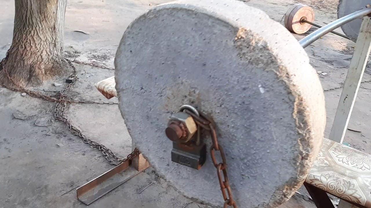 бетон блины