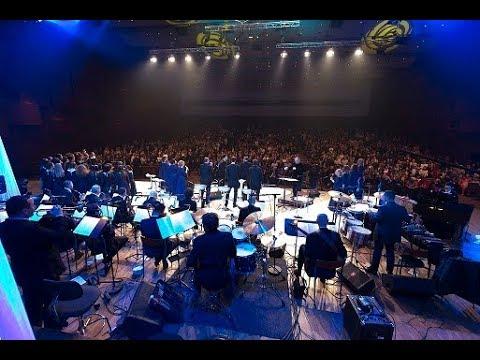 Gospel Ansambl Agape Live at Lisinski 2018 with Jazz Orchestra of Croatian Radio Television