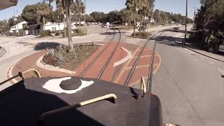 The Strangest Railroad Crossing You've Ever Seen