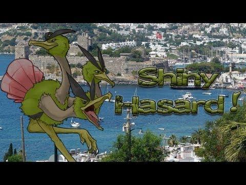 Un Shiny Hasard en Turquie / A random Shiny in Turkey -  Türkiye'de bulunan bir Kromatik Pokemon