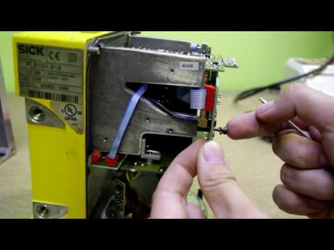 SICK LIDAR Part 2 - Complete teardown