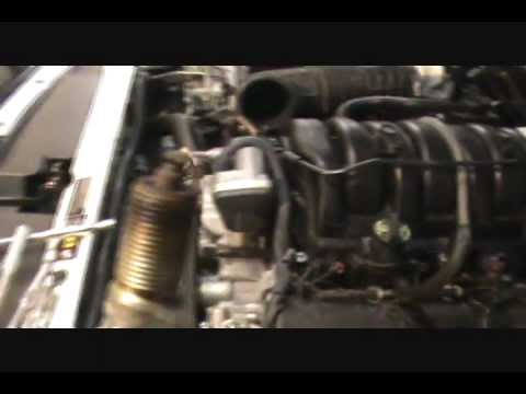 Spark plug change 57 Hemi 2006 Dodge charger R/T with Police