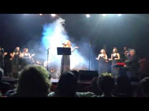 IMG 7267Gospel . Skillie Charles Orchestra - Teatro Lelio PA