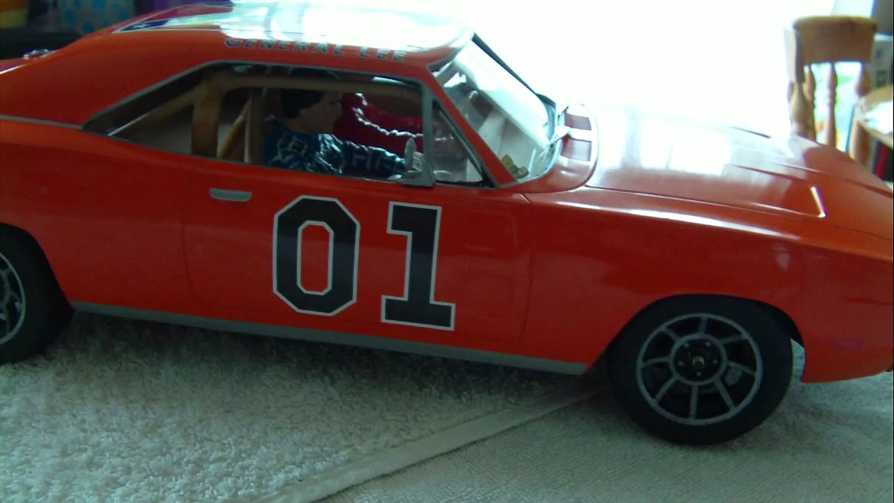Rc General Lee 1 10 Scale Quot Lee 1 Quot Dukes Of Hazzard Youtube