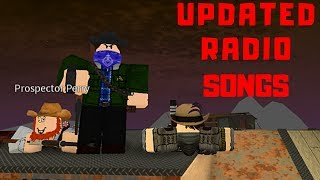 [Roblox] Après le Flash: Mirage (fr) Radio OST -NEWLY ADDED SONGS