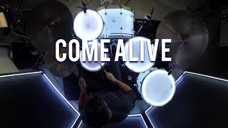 Download Come Alive - Hillsong Worship (Drum Cover) Mp3 and Videos