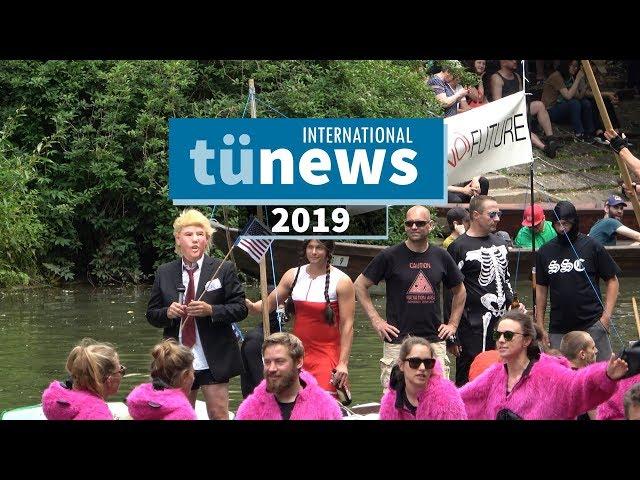 Stockerkahnrennen Kostümparade | Tübingen 2019
