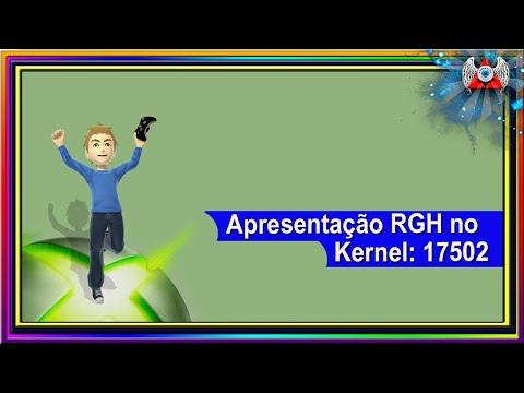TUTORIAL ATUALIZAÇÃO 17511 XBOX 360 RGH