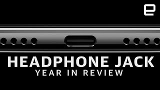 Who killed the headphone jack: 2018 Year in Review